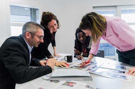 Recrutement: Chargé.e de Communication F/H chez Aiguillon Construction à Rennes