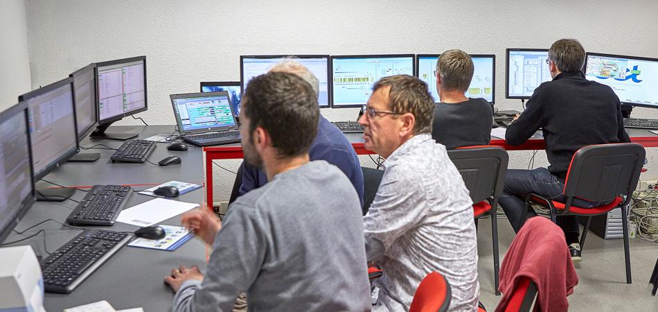 Recrutement: Chargé de projet d'échanges informatiques F/H chez Altenov à Betton