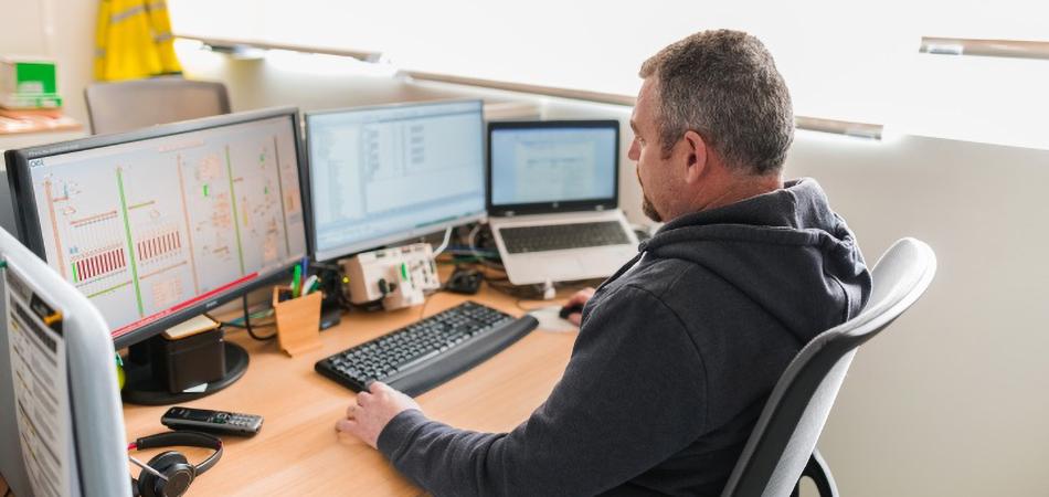 Recrutement: Automaticien - Programmation en Process Laitier F/H chez Altenov à Lamballe