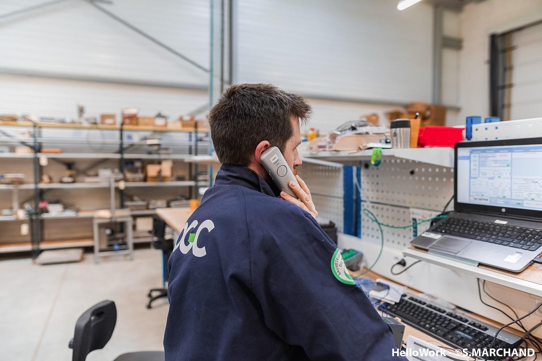 Recrutement: Alternance Technicien métrologie F/H chez Altenov à Betton