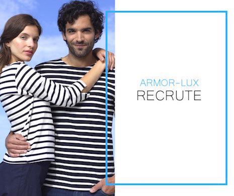 Toutes les offres d'emploi chez ARMOR LUX