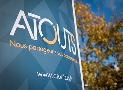 Recrutement: Chargé de recrutement F/H chez Atouts à Vitré