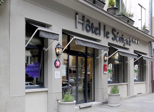 Toutes les offres d'emploi chez Hôtel Le Sévigné
