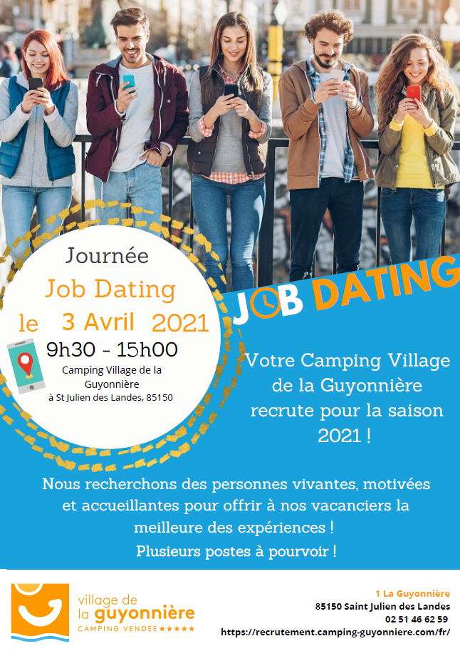 job dating 2021