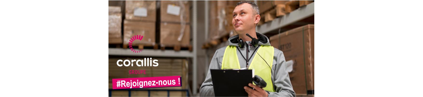 Recrutement: Agent polyvalent en logistique chez 13 - Miramas à Saint-Martin-de-Crau