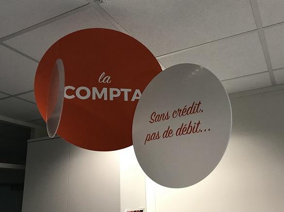 Recrutement: Comptable junior - CDD 6 mois F/H chez Dolmen à Saint-Grégoire