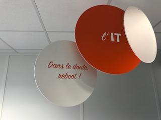 Recrutement: Technicien IT F/H chez Dolmen à Saint-Grégoire