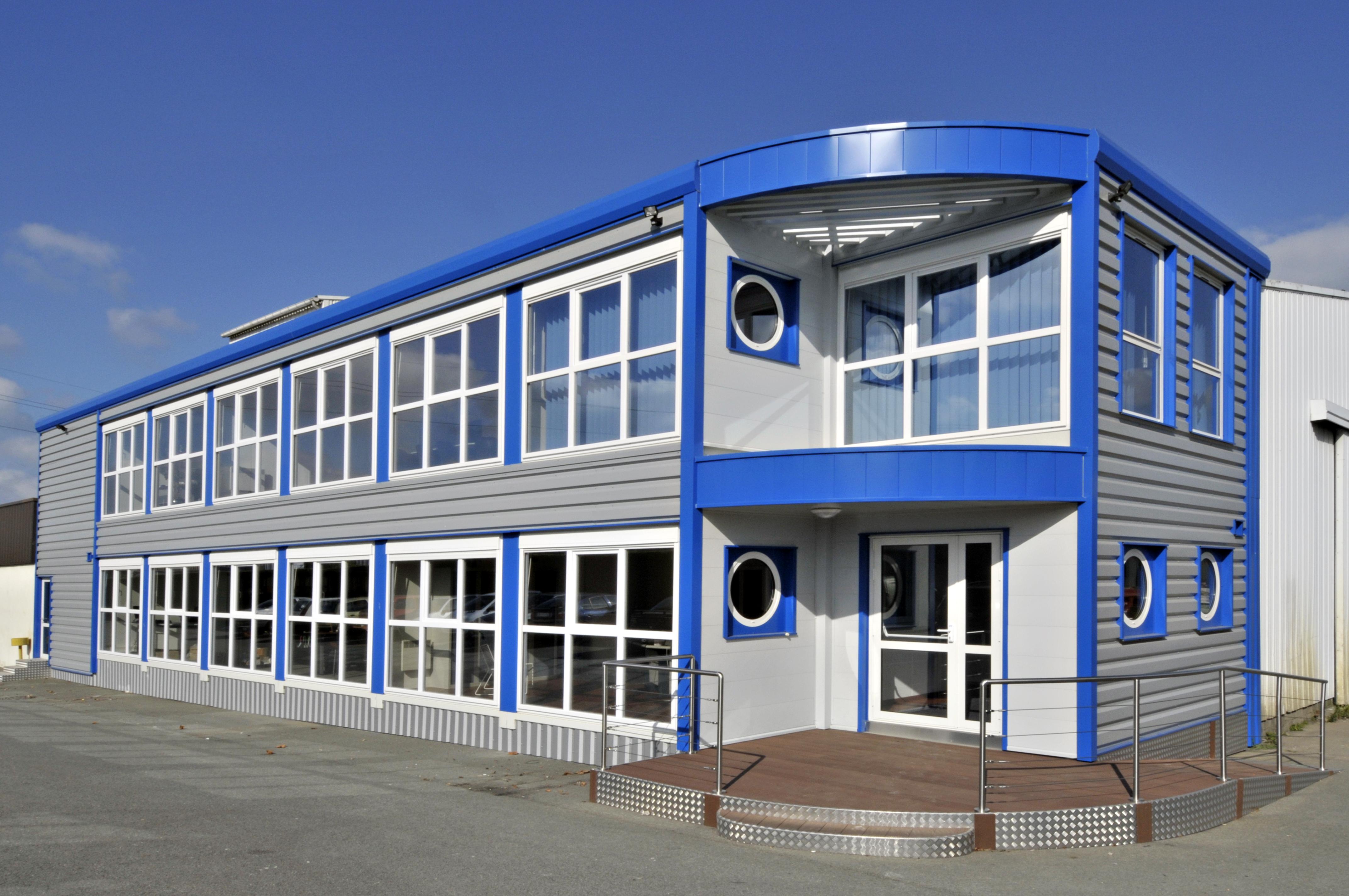 Recrutement: Responsable d'activité - Location professionnelle de constructions modulaires F/H chez Emeraude RH à Loscouët-sur-Meu