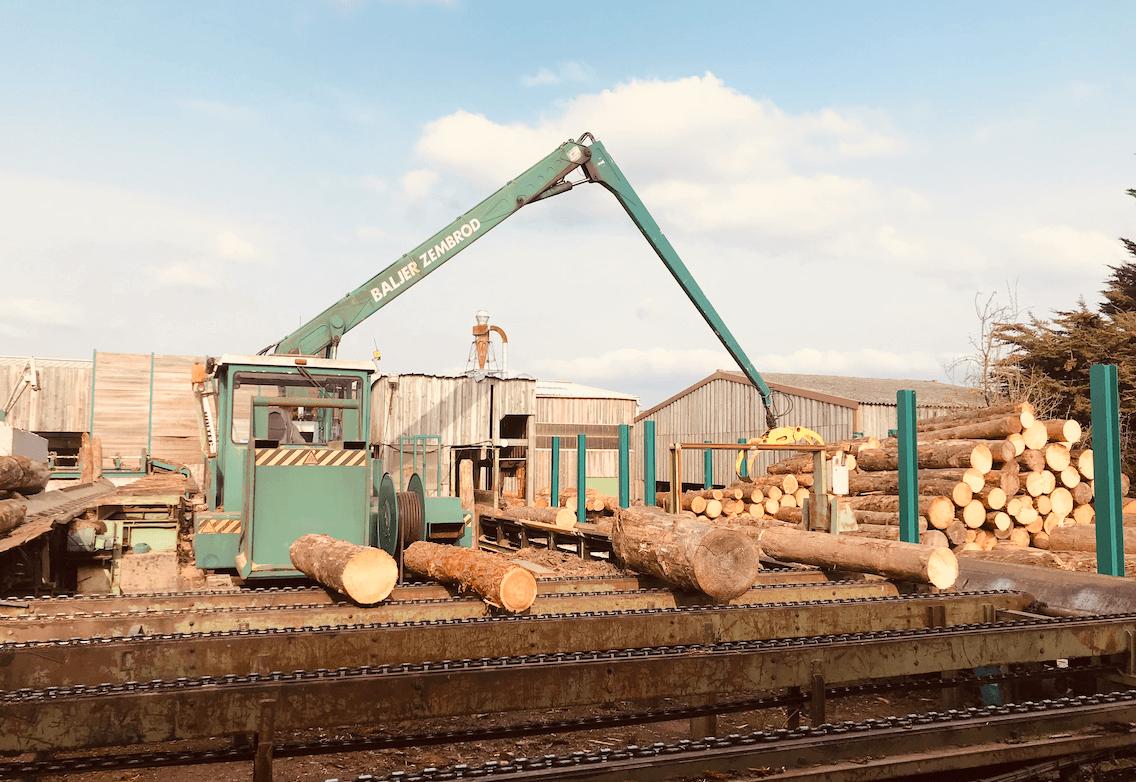 Recrutement: Responsable production scierie F/H chez Emeraude RH à Merdrignac