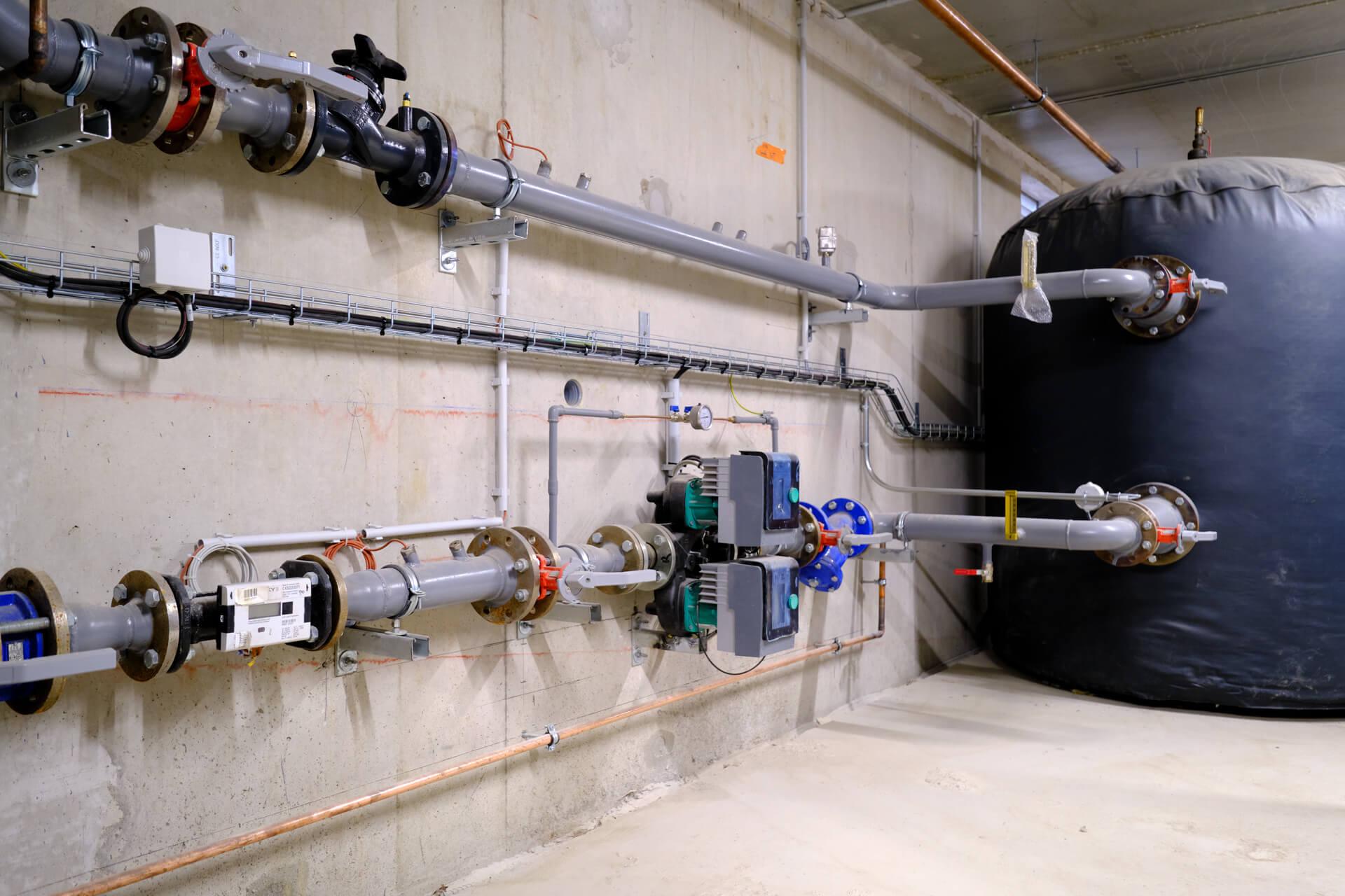 Recrutement: Chef d'équipe plomberie logement collectif neuf F/H chez Emeraude RH à Saint-Malo