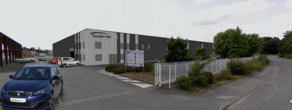 Recrutement: Chef d'équipe/expertise H/F chez Groupe Bodemer à Bruz