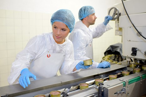 Recrutement: Ouvrier Industrie Agro-Alimentaire F/H chez Groupement d'employeurs Mer & Vie à Saint-Gilles-Croix-de-Vie