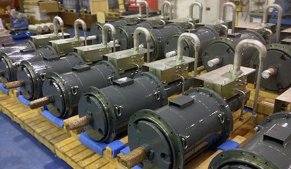 Recrutement: Technicien de maintenance en hydraulique F/H chez HYD&AU à Vayres