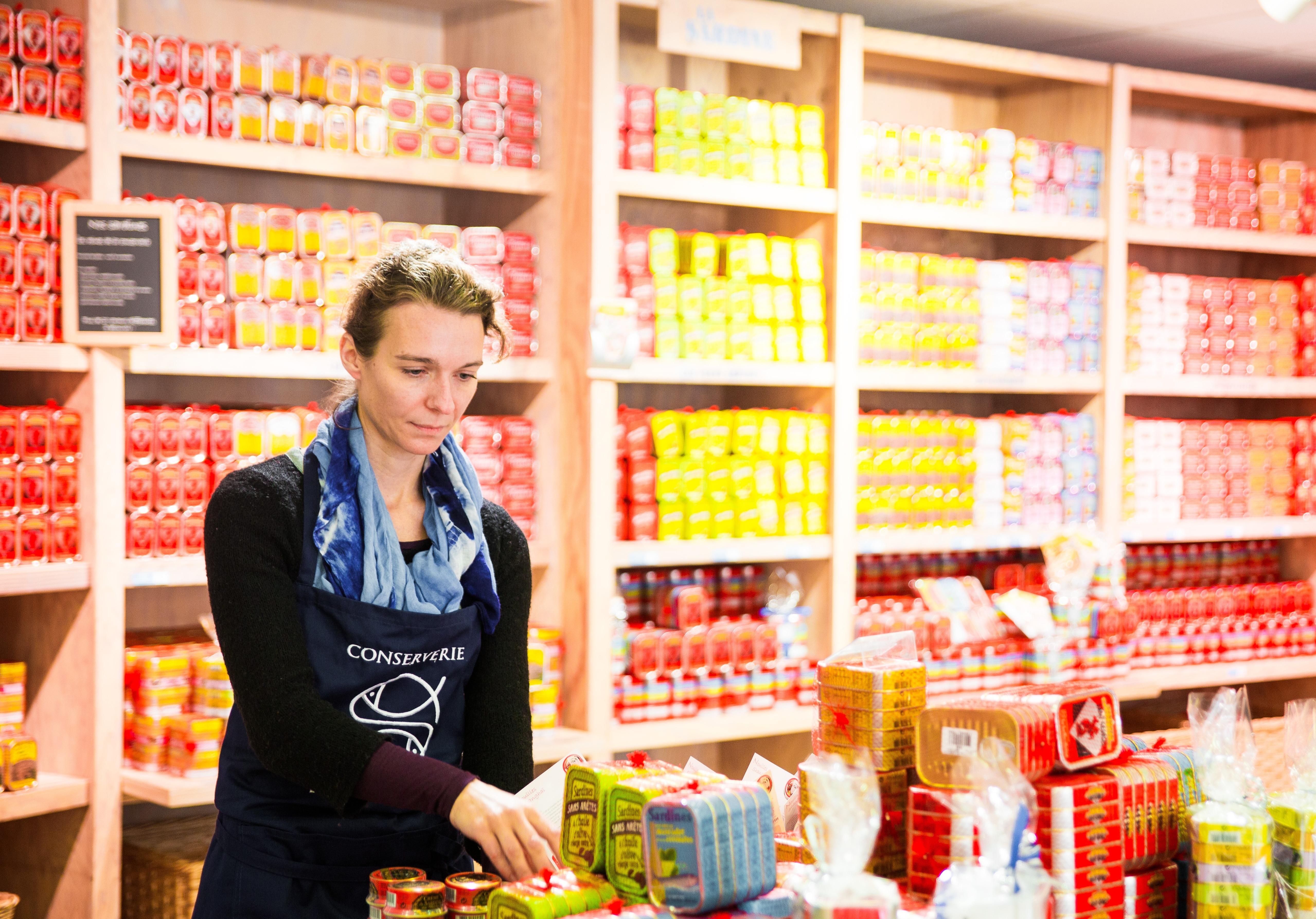 Recrutement: Vendeur conseil F/H chez La Belle Iloise à Arcachon