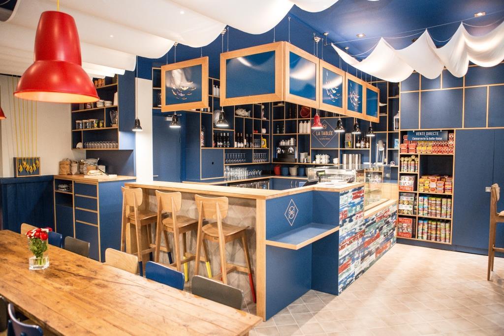 Recrutement: Cuisinier F/H chez La Belle Iloise à Nantes