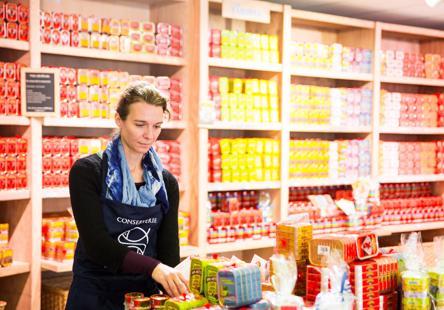 Recrutement: Vendeur conseil F/H chez La Belle Iloise à Paris