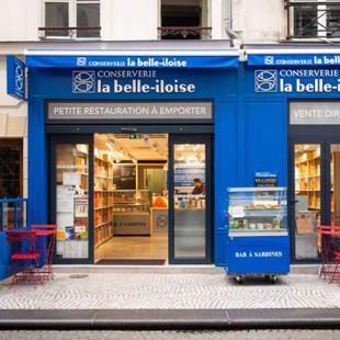 Recrutement: Vendeur Conseil Commerce et Vente à emporter F/H chez La Belle Iloise à Paris