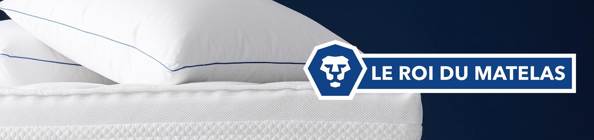 logo de Le roi du matelas