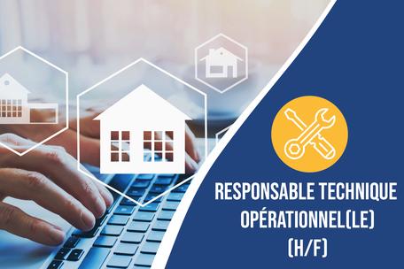 Recrutement: Responsable Technique opérationnel en résidences de services F/H chez Nemea à Mérignac