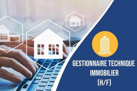 Recrutement: GESTIONNAIRE TECHNIQUE IMMOBILIER EN RÉSIDENCES DE SERVICES - Mérignac F/H chez Nemea à Mérignac