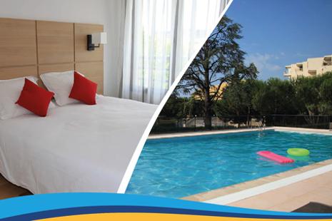 Recrutement: RECEPTIONNISTE F/H chez Nemea Appart'hotel à Cagnes-sur-Mer