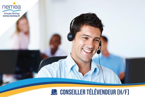 Recrutement: TÉLÉVENDEUR / CONSEILLER EN SÉJOURS - Mérignac F/H chez Nemea à Mérignac