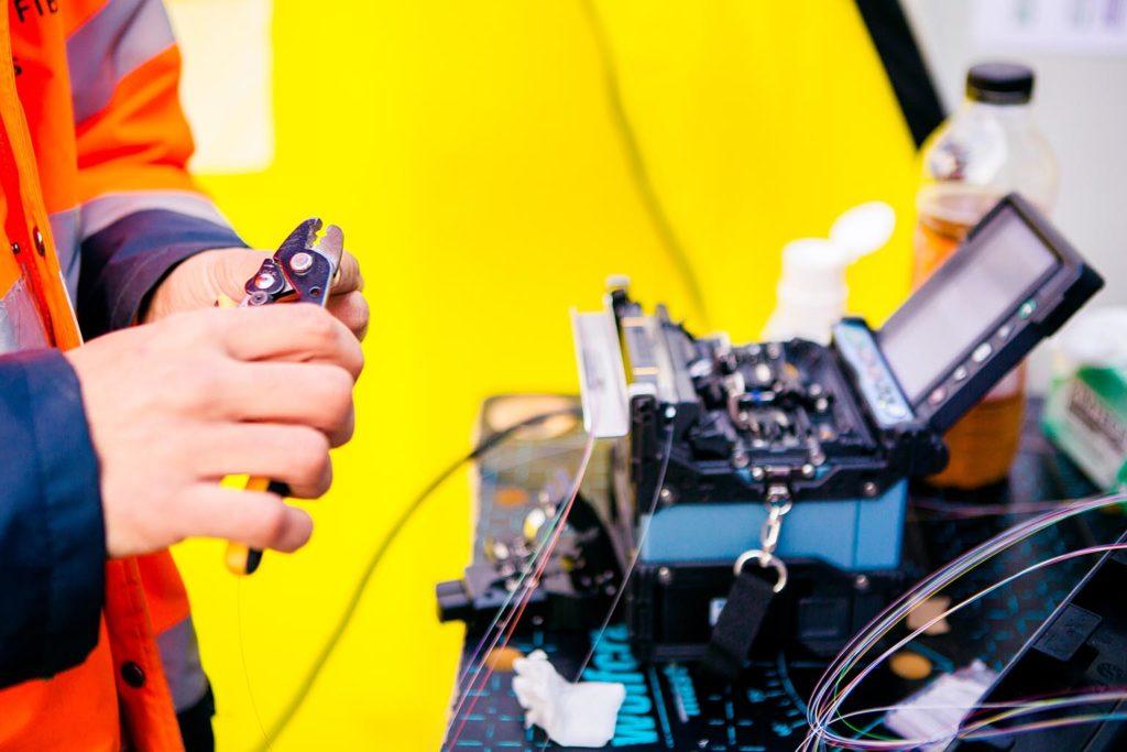 Recrutement: Techniciens raccordeur fibre optique F/H chez Norman à Saint-Lô
