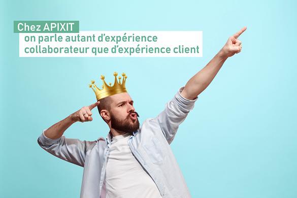 Toutes les offres d'emploi chez Apixit