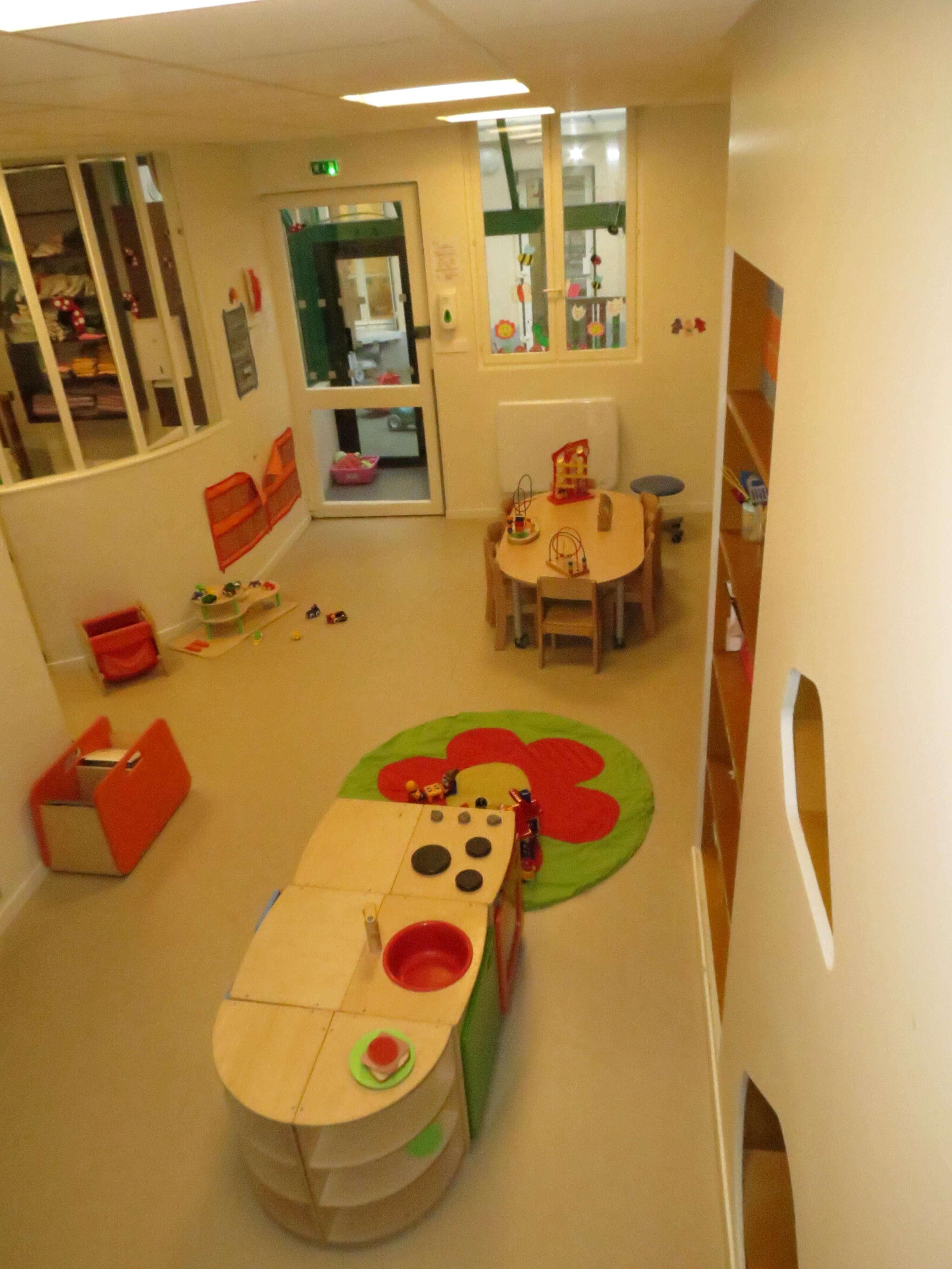 Recrutement: Multi accueil Apennins - Educateur(trice) de jeunes enfants F/H chez UDAF 75 à Paris