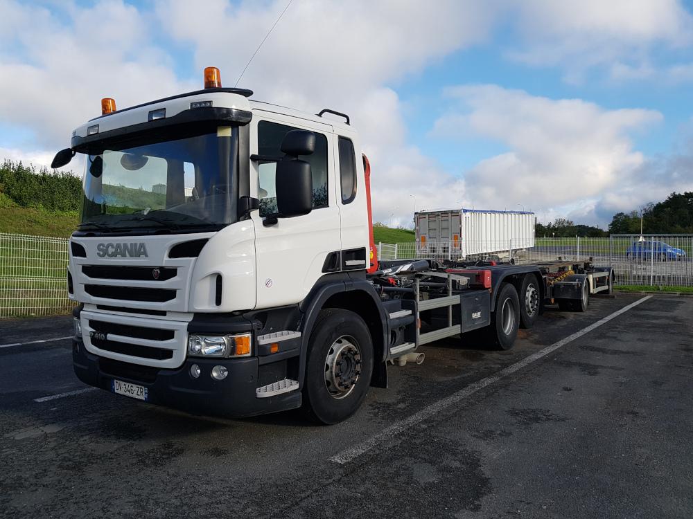 chauffeur routier spl camion remorque f  h