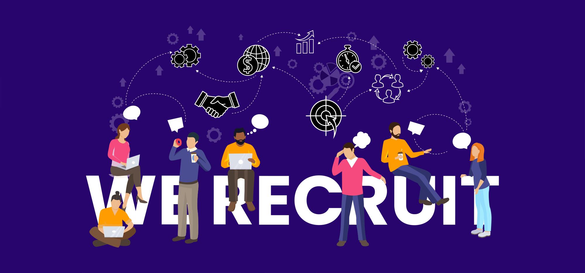 Recrutement chez We Recruit : offres d'emploi