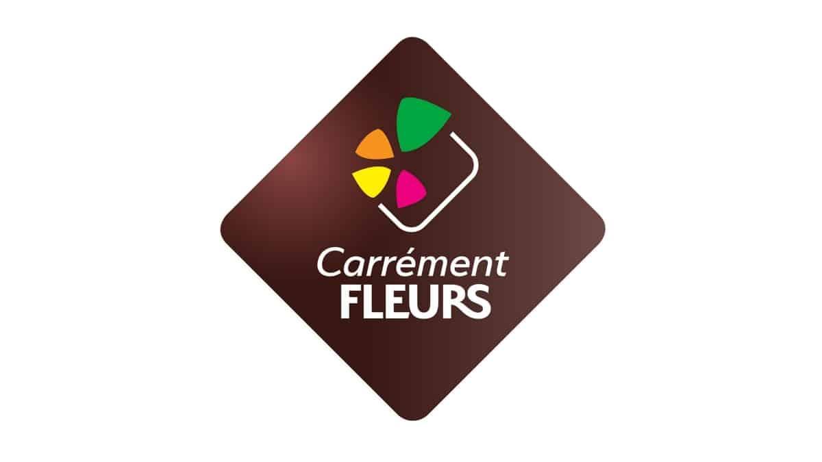 Logo CARREMENT FLEURS