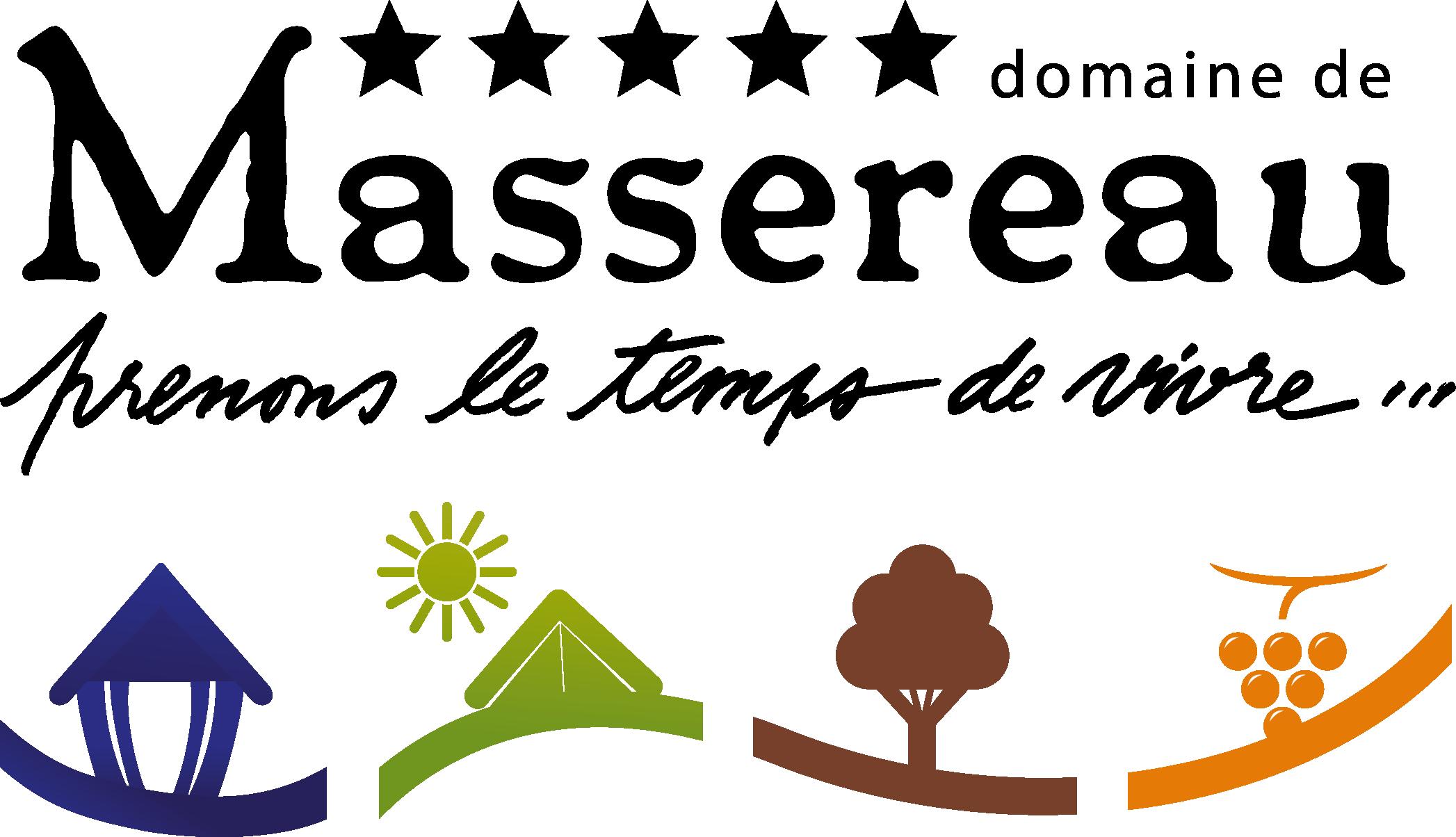 logo de Domaine de Massereau