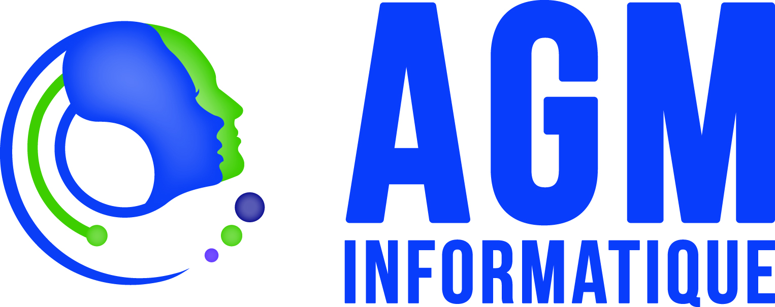 logo de AGM Informatique