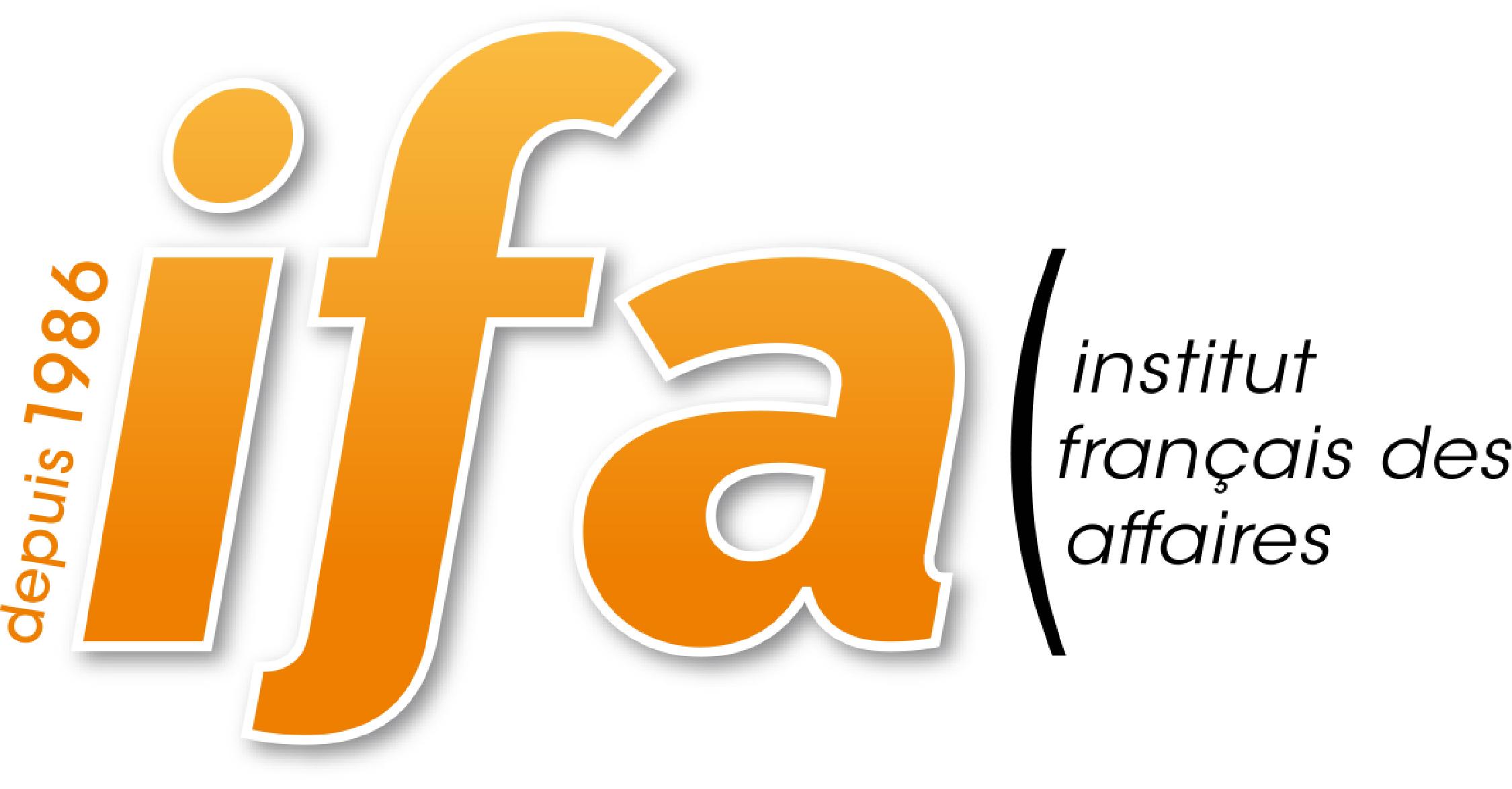 Logo Institut français des affaires