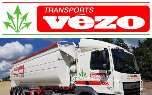 Logo TRANSPORTS VEZO