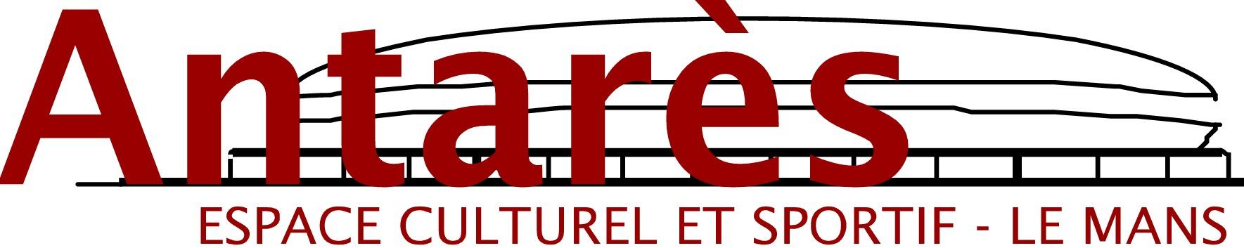 logo de ANTARES - espace culturel et sportif