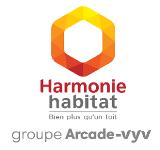 Logo Harmonie Habitat