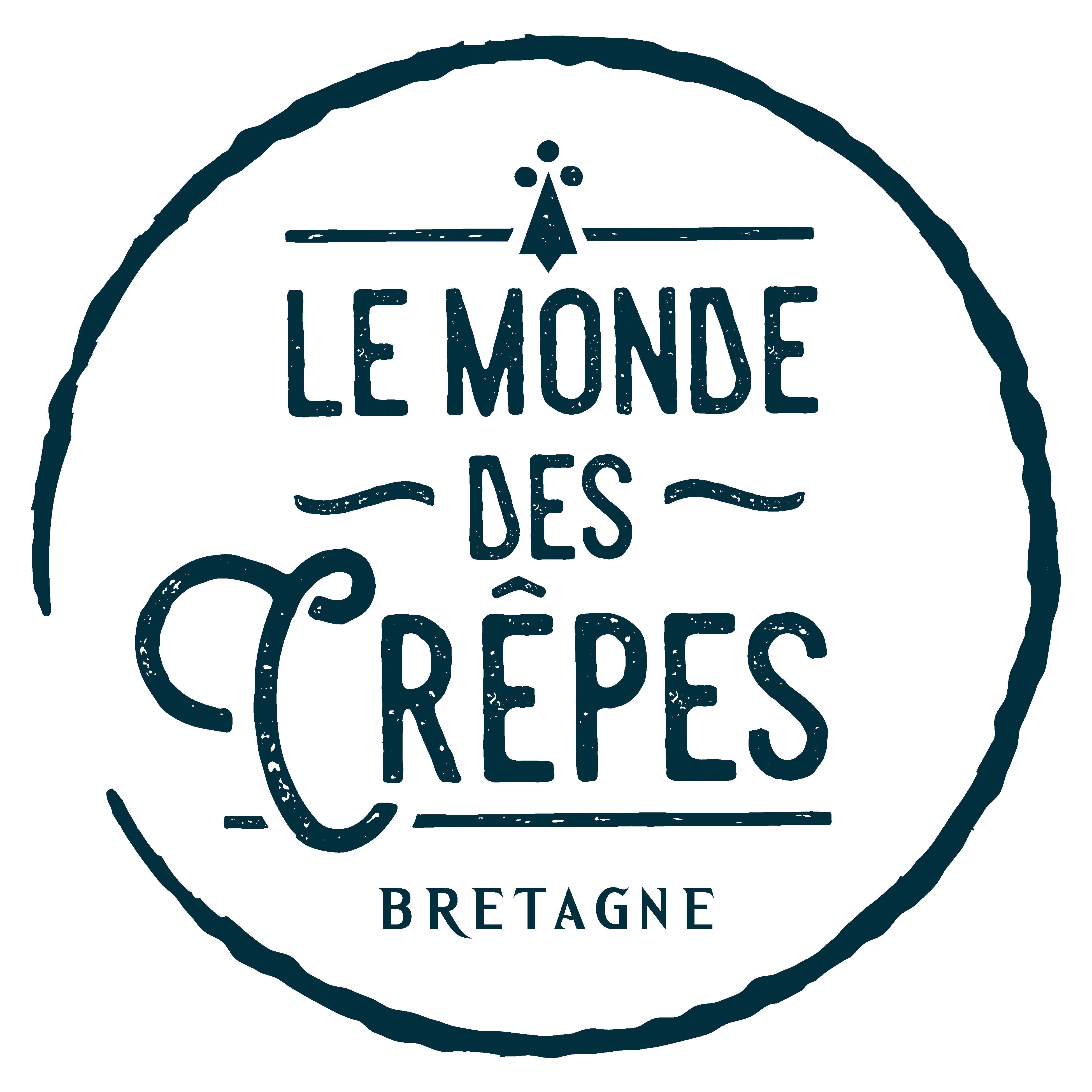 Logo Le Monde des Crêpes