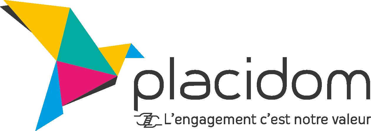 Logo PLACIDOM Guadeloupe