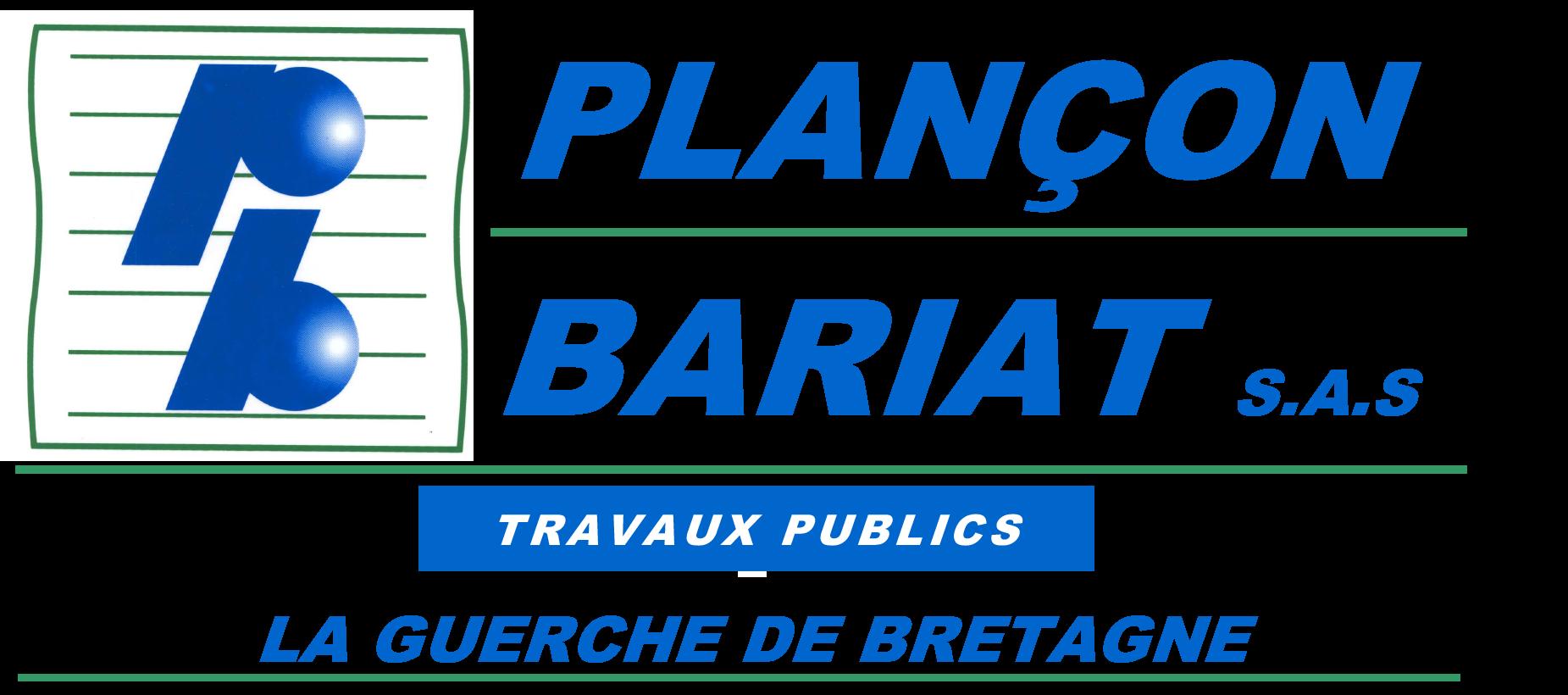 Logo Groupe Marc - PLANCON BARIAT - La Guerche de Bretagne