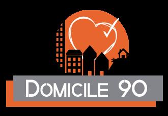 Logo Domicile 90