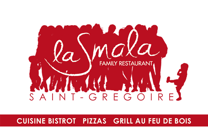 Logo La Smala