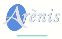 Logo de l'entreprise Arènis Anjou