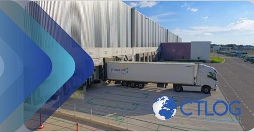 Logo CTLOG International - 13