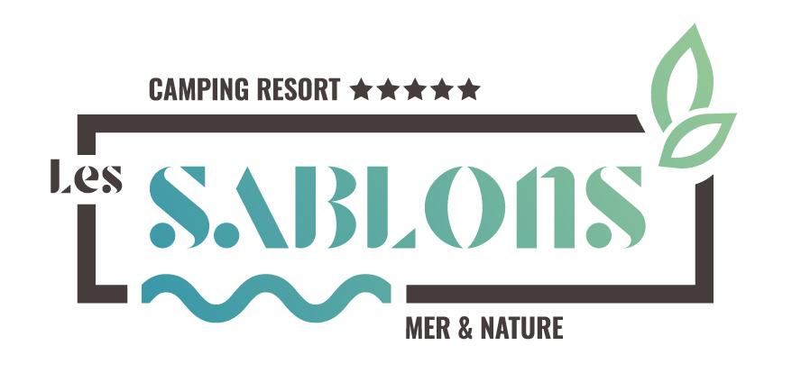 logo de Camping Les Sablons