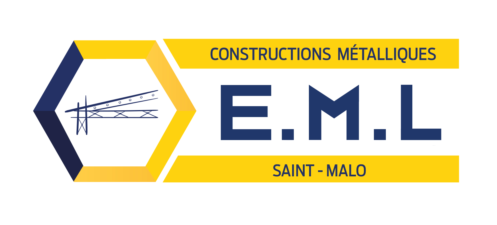 Logo Groupe Marc - E.M.L - Saint-Malo