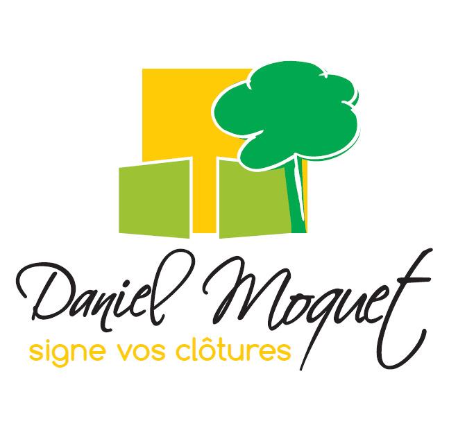 Logo Daniel Moquet signe vos clôtures
