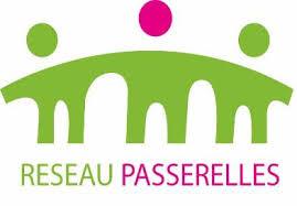 Logo RESEAU PASSERELLES