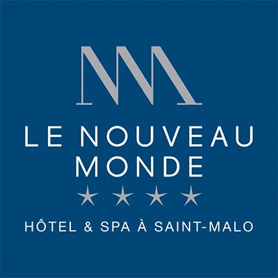 Logo Hôtel Le Nouveau Monde